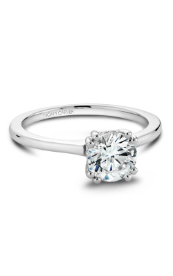 Noam Carver Engagement Ring Solitaire B004-04WM product image