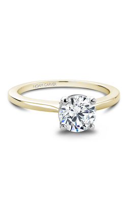 Noam Carver Solitaire Engagement Ring B018-01YWM product image