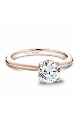 Noam Carver Engagement Ring Solitaire B027-01RM product image