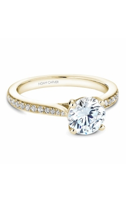 Noam Carver Solitaire Engagement ring B141-01YM product image