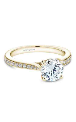 Noam Carver Engagement Ring Solitaire B141-01YM product image