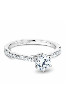 Noam Carver Engagement Ring Solitaire B142-17WM product image