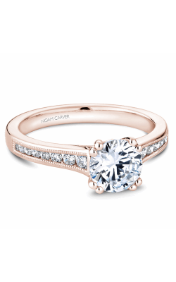 Noam Carver Solitaire Engagement Ring B203-01RM product image
