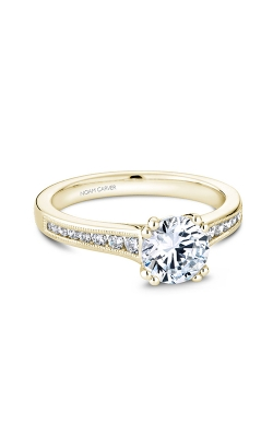 Noam Carver Solitaire Engagement ring B203-01YM product image