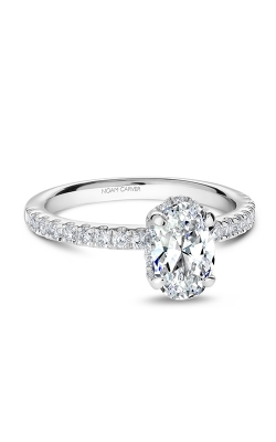 Noam Carver Solitaire Engagement ring B230-02WM product image