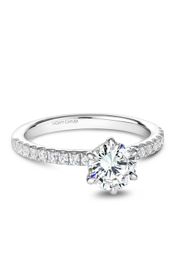 Noam Carver Solitaire Engagement Ring B245-02WM product image