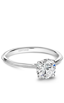 Noam Carver Solitaire Engagement Ring B247-01WM product image