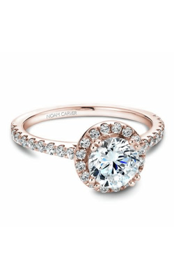 Noam Carver Engagement Ring Halo B007-01RM product image