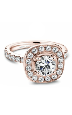 Noam Carver Halo Engagement Ring B011-01RM product image