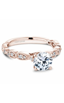 Noam Carver Engagement Ring Floral B204-01RM product image
