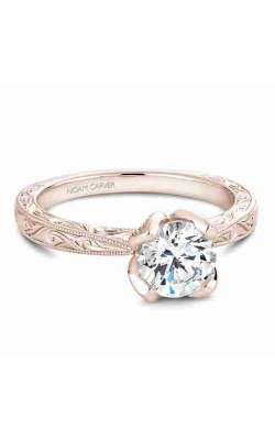 Noam Carver Engagement Ring Vintage B019-02RME product image