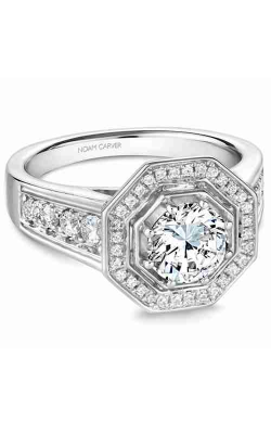 Noam Carver Engagement Ring Vintage B244-01WM product image