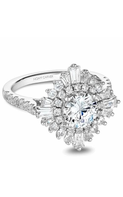 Noam Carver Vintage Engagement Ring B246-01WM product image