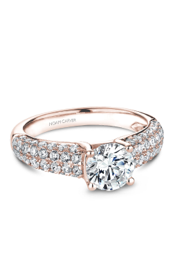 Noam Carver Modern Engagement ring B171-01RM product image