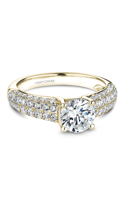Noam Carver Modern Engagement ring B171-01YM product image