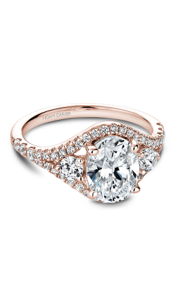 Noam Carver Engagement Ring Modern B212-01RM product image