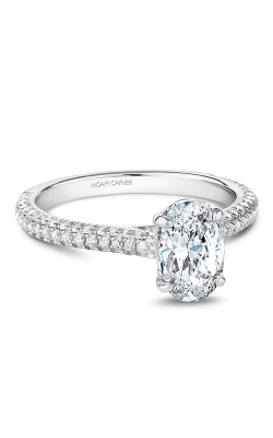 Noam Carver Engagement Ring Modern B234-02WM product image