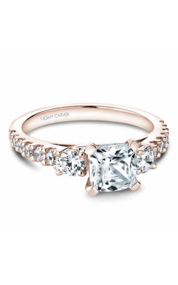 Noam Carver 3 Stone Engagement ring B205-01RM product image