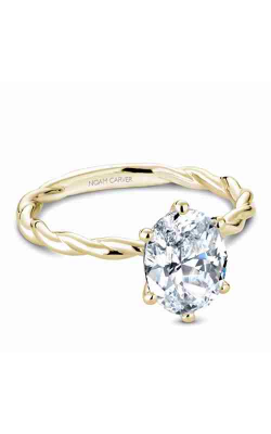 Noam Carver Twist Band Engagement ring B167-01YM product image