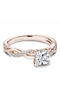 Noam Carver Twist Band Engagement ring B185-01RM product image