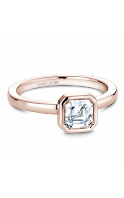 Noam Carver Bezel Engagement ring B095-01RM product image
