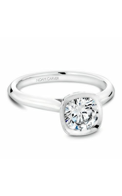 Noam Carver Engagement Ring Bezel B143-13WM product image