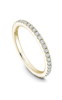 Noam Carver Wedding Band Stackables STA2-1YM-D product image