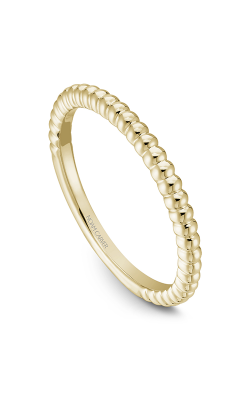 Noam Carver Wedding Band Stackables STA4-1YM product image