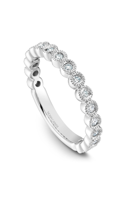 Noam Carver Wedding band Stackables STA5-1WM-D product image