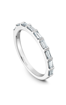 Noam Carver Wedding Band STA7-1WM-D product image