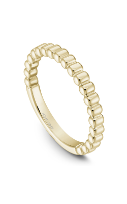 Noam Carver Wedding Band Stackables STB1-1YM product image