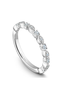 Noam Carver Wedding Band Stackables STB10-1WM-D product image