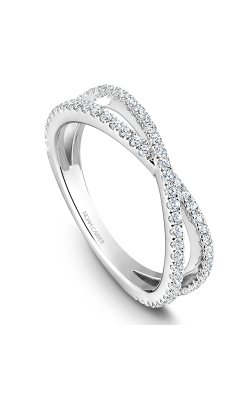 Noam Carver Wedding Band Stackables STB11-1WM-D product image