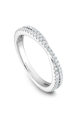 Noam Carver Wedding Band STB13-1WM-D product image