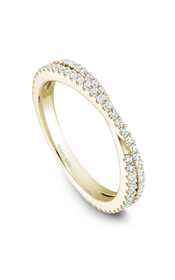 Noam Carver Wedding Band STB13-1YM-D product image