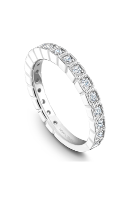 Noam Carver Wedding Band Stackables STB17-1WM-D product image
