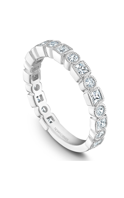 Noam Carver Wedding Band Stackables STB18-1WM-D product image