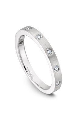 Noam Carver Wedding Band STB2-1WM-D product image