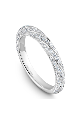 Noam Carver Wedding Band Stackables STB23-1WM-D product image