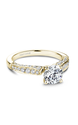 Noam Carver Solitaire Engagement Ring B202-01YM product image