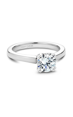 Noam Carver Engagement Ring Solitaire B001-02WS product image