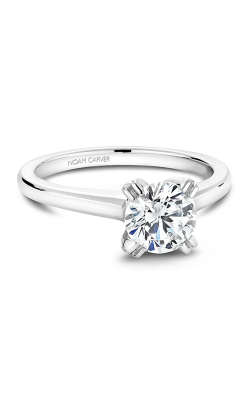 Noam Carver Engagement Ring Solitaire B002-02WS product image