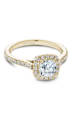 Noam Carver Halo Engagement ring R050-05YS product image