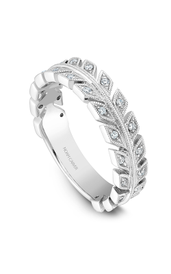 Noam Carver Stackables Wedding band STB3-1WS-D product image