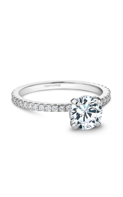 Noam Carver Engagement Ring Solitaire B265-01WS product image