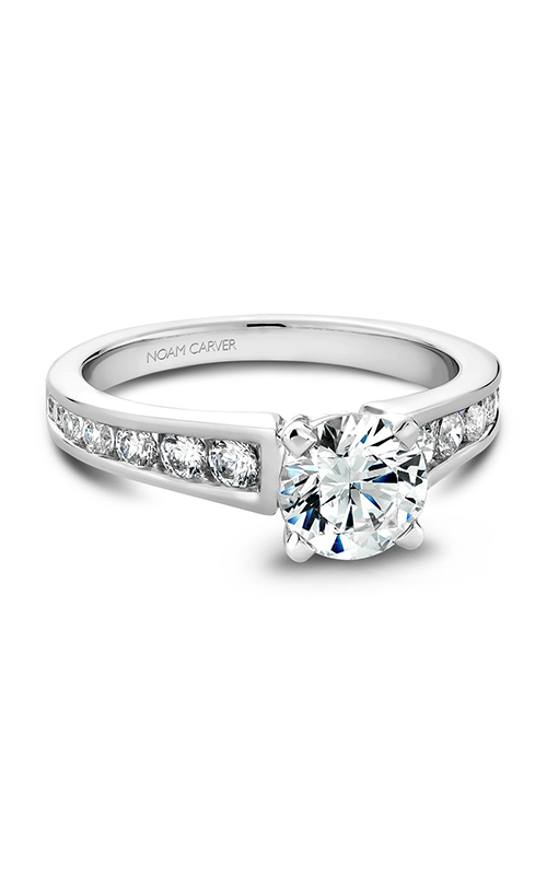 Noam Carver Classic Engagement ring B006-01A product image