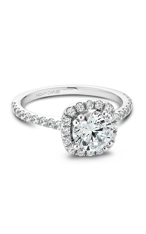 Noam Carver Classic Engagement ring B007-02A product image
