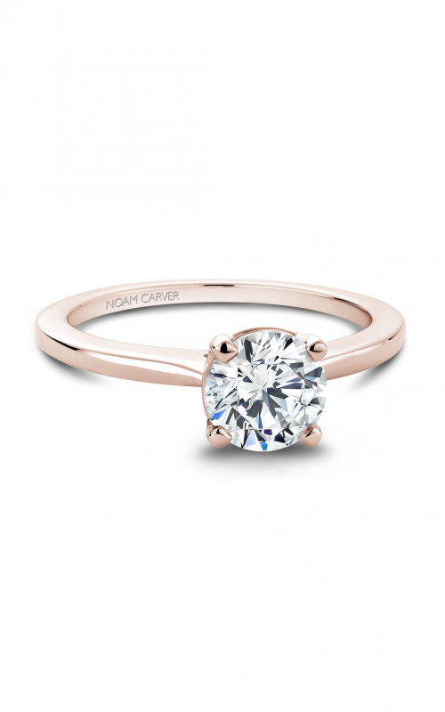 Noam Carver Classic Engagement ring B018-01RA product image
