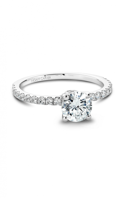 Noam Carver Solitaire Engagement ring B022-01WM product image