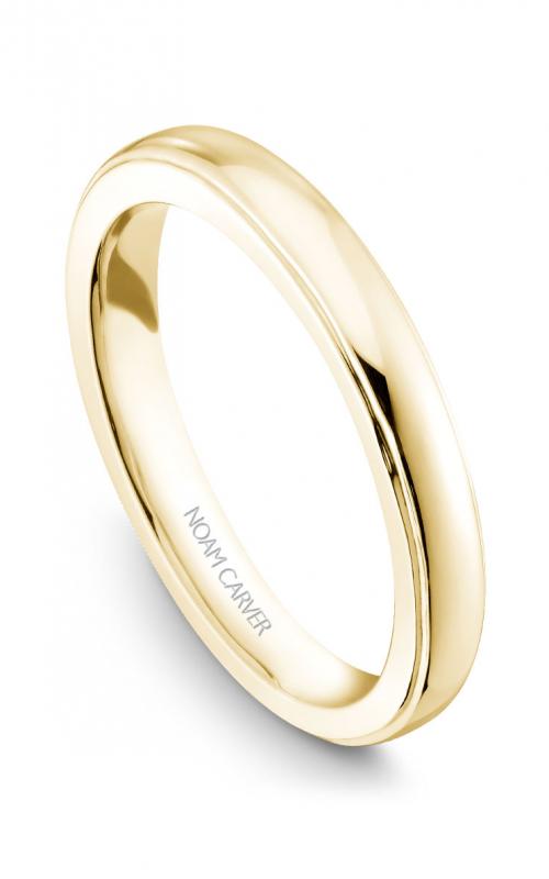 Noam Carver Wedding band B026-01YB product image